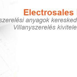 Electrosales Kft Villanyszerelő Csongrád Szentes
