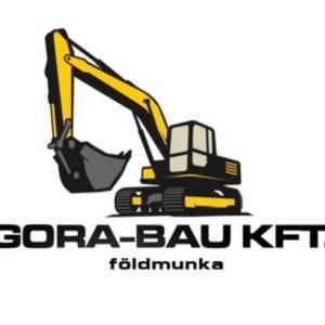 Gora-Bau Kft Földmunka Baja Tolna