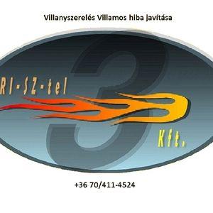 TRI-SZ-tel kft Villanyszerelő Kistelek Szatymaz