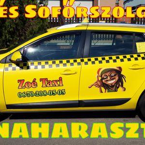 Zoé Taxi és Sofőrszolgálat Személyszállítás Kaposvár Dunaharaszti