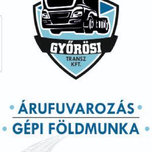 Györösi Gábor. Győrösi Transz Kft. Költöztetés Balkány Mikepércs