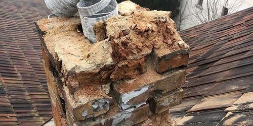 Kéménybélelés, felújítás Komárom Budaörs