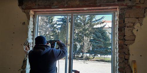 Ablakcsere, nyílászáró beépítés Seregélyes Tamási