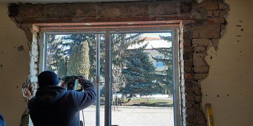 Ablakcsere, nyílászáró beépítés Cece Tamási