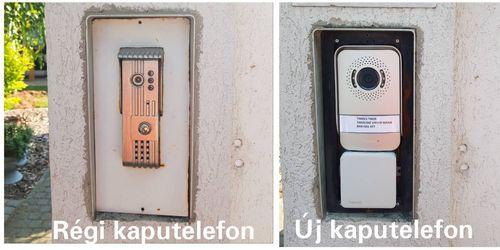 Kaputelefon szerelés Budakeszi Budapest - XIV. kerület