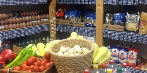 Élelmiszerbolt