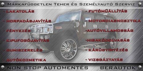 Autószerelő Budaörs Érd