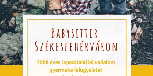 Babysitter Székesfehérvár Székesfehérvár