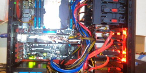 2x512 SSD - Stripe, + 1TB HDD, 16GB RAM, Core i7 proc