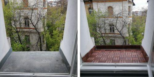 Ablakpárkány burkolás