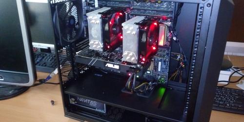 Egy komolyabb Dual CPU-s konfiguráció