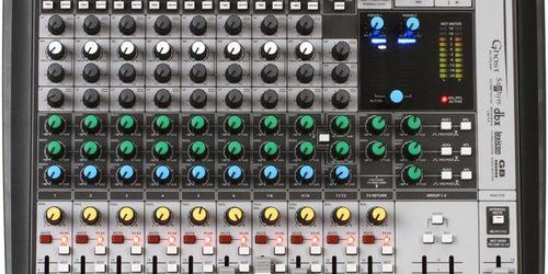 Soundkraft keverő