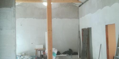 2020 május újépítésű enaplos gletteles festés