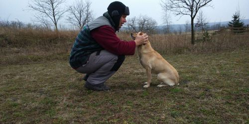 """A kutyával - Amikor épp nem """"faragok"""" valamit"""