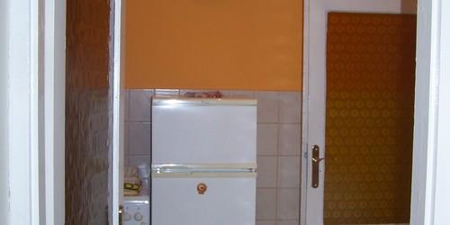 Nyaraló konyhája átalakítás előtt