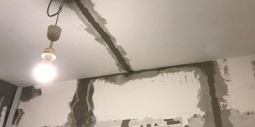Panel lakás komplett vezeték cseréje faljavítással