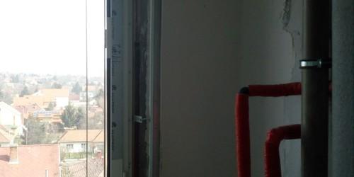 Ablakcsere, nyílászáró beépítés Újszilvás Budapest - XV. kerület