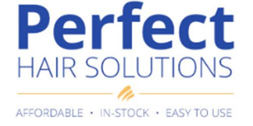 Perfect Hair Solution - nemzetközi póthaj gyártó cég logója