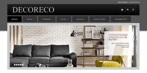 Decor-eco.hu - Hivatalos Magyarországi importőr honlapja
