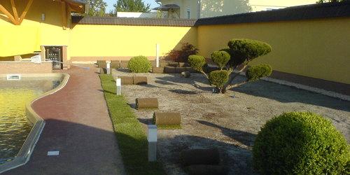 Kertépítés Vásárosnamény Gyula