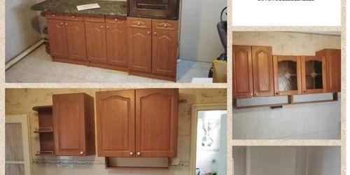 Használt konyhabútor beszerelése