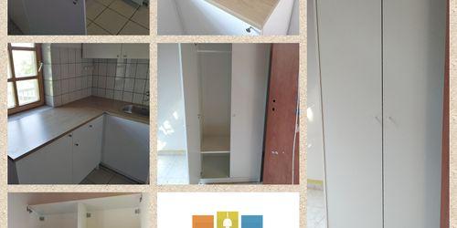 Ikea konyha és ruhásszekrény