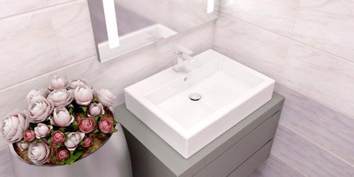 Fürdőszoba tervezése