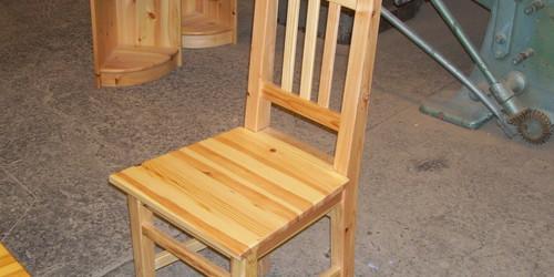 Háttámlás szék