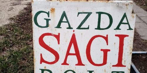 Gazda-Sági Kft referencia kép 2