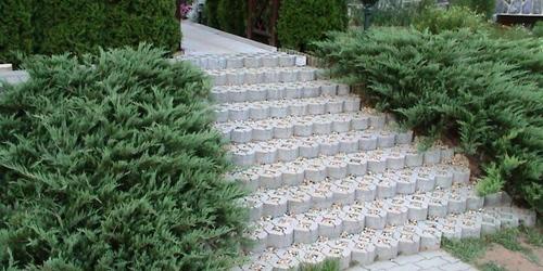 Lépcső.