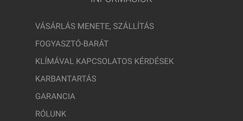 Fűtésszerelés Csány Budapest - XVII. kerület