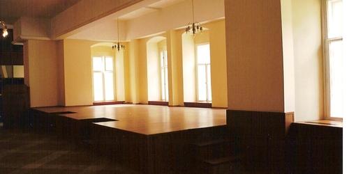 Étterem belsőépítészeti felújítása 1