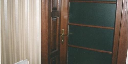 Eredeti fafurnéros beltéri ajtó