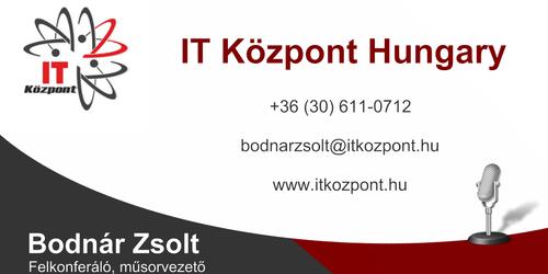 IT Központ Hungary - Bodnár Zsolt