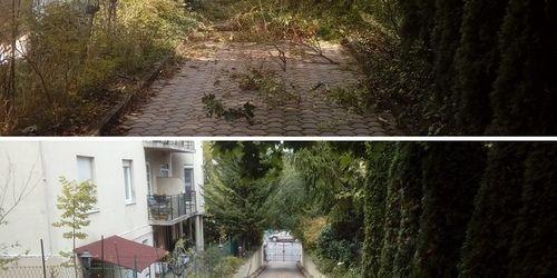 Kertépítés Gerjen Budapest - VI. kerület