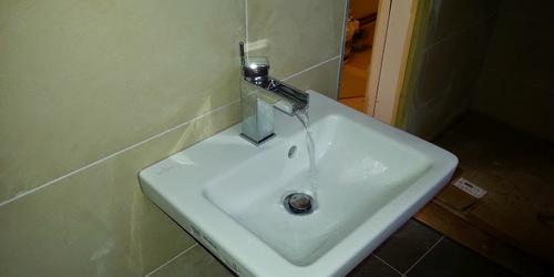 Egy szép kis mosdó...