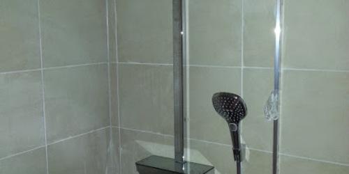 Épített zuhany szerelés,Bp.