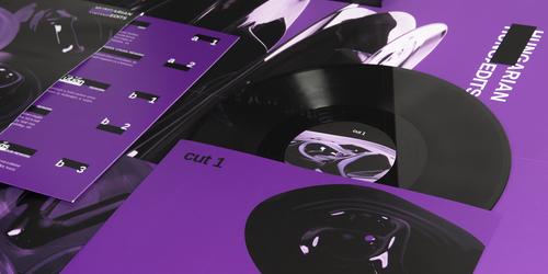 Zenei arculat (vinyl box set)