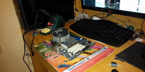 Számítógép szervíz Sárvár Szombathely