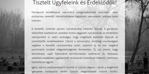 Honlapkészítés Székesfehérvár Székesfehérvár