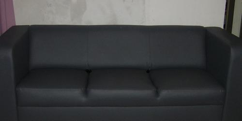Textil bőr kanapé