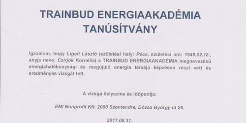 Energetikai tanácsadás Pécs Pécs