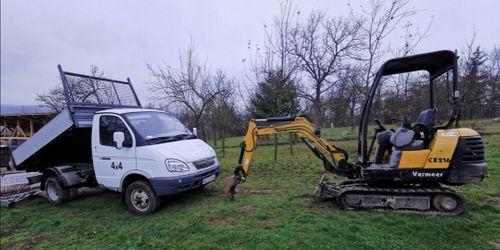 Földmunka Bogács Kazincbarcika