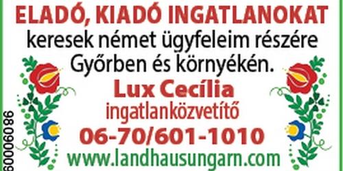 Lux Cecília referencia kép 0