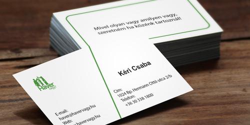 Névjegykártya készítés Pécs Pécs