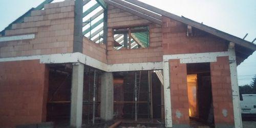 szerkezetkész építés