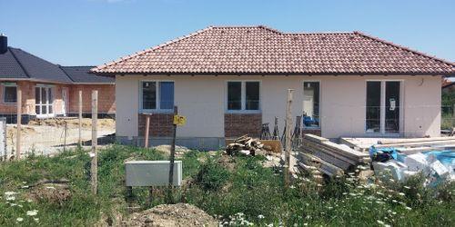 családi ház építés Ágfalva