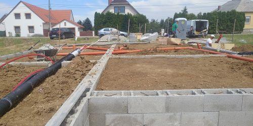 Molnár-Masszívház Kft. referencia kép 1