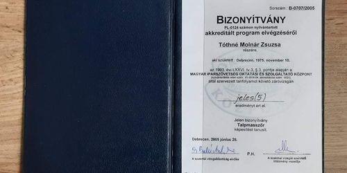 Masszázs Berettyóújfalu Bocskaikert