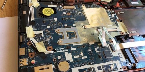 Laptop szervíz Sajókaza Miskolc